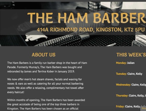 The Ham Barbers