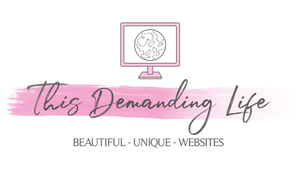 This Demanding Life Logo