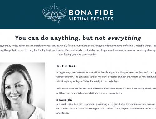 Bona Fide Virtual Services